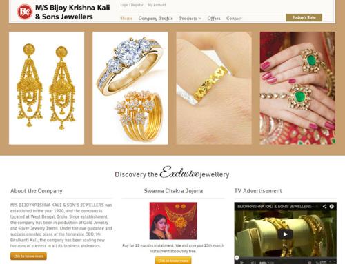 Bijoy Krishna Kali & Sons Jewellers