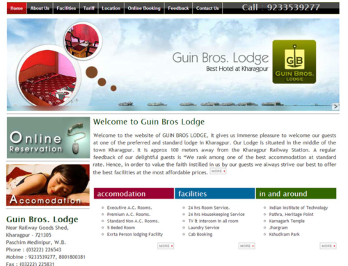 Guin Bros Lodge